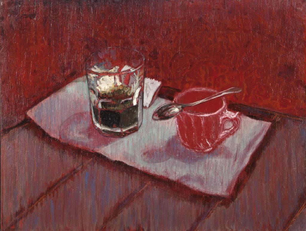 Café con hielo-Juan Vaquerizo