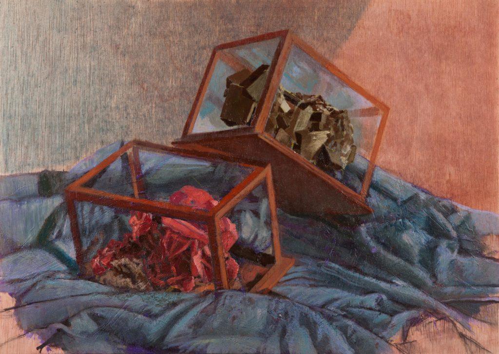 Mineralogía dramatizada IV-Juan Vaquerizo